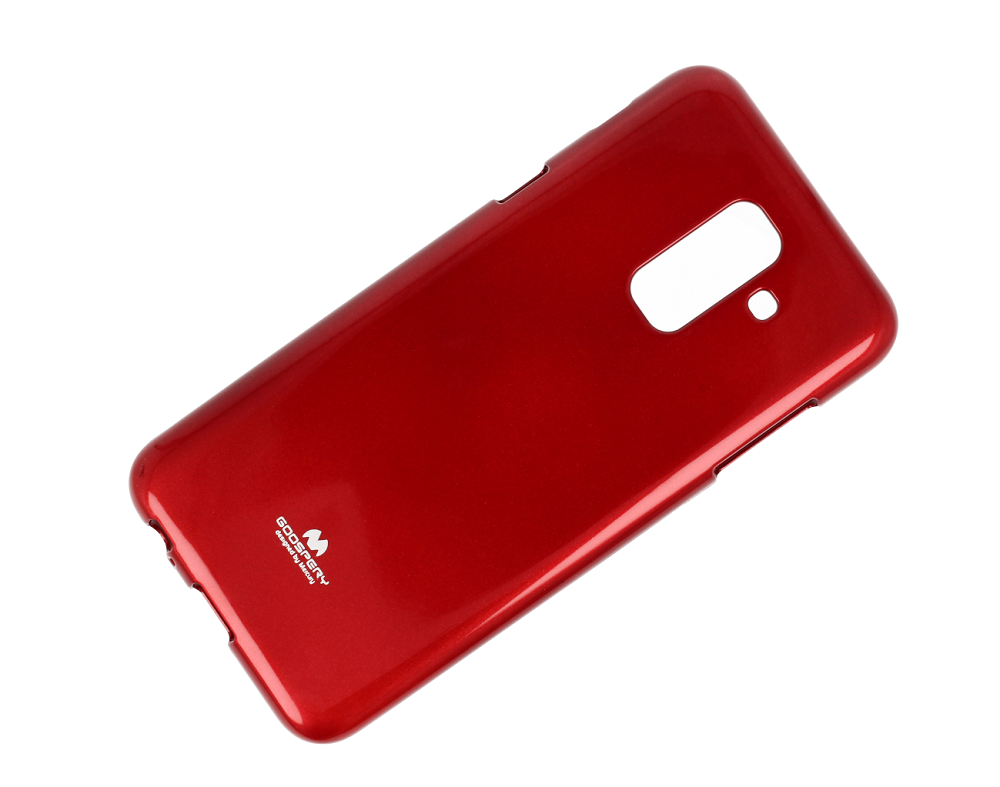Jelly Case Mercury Samsung A6 2018 Red Cases Back Goospery Galaxy J7 2017 Pro Style Lux Blue