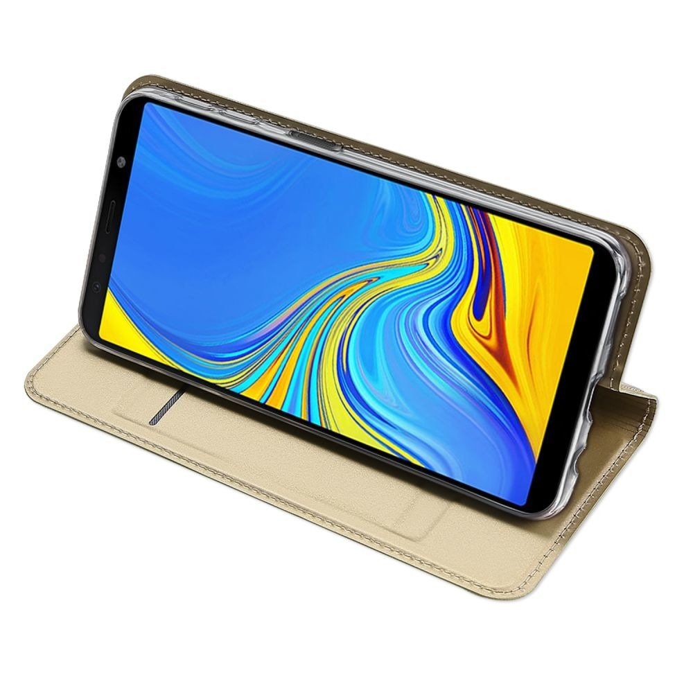 Dux Ducis Case Skin Leather Asus Zenfone Max Gold Cases New Stitching Wallet Flip Cover For