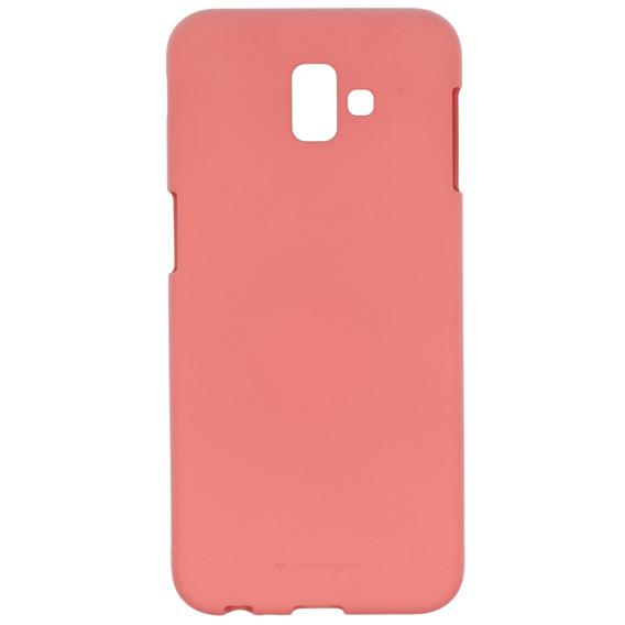 Soft Jelly case SAMSUNG J6+ J6 PLUS light pink. Producer  Mercury GOOSPERY a6a41319e5