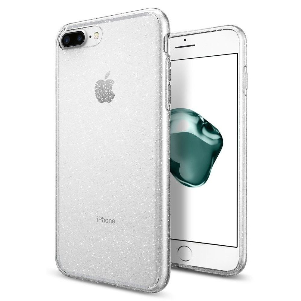 Spigen Liquid Crystal Cover iPhone 7 Cover iPhone 8 con
