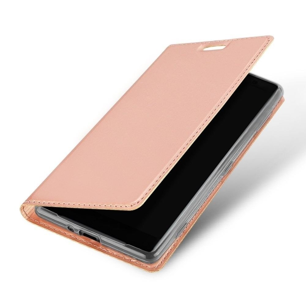Dux Ducis skin leather case HUAWEI P30 LITE light pink | CASES