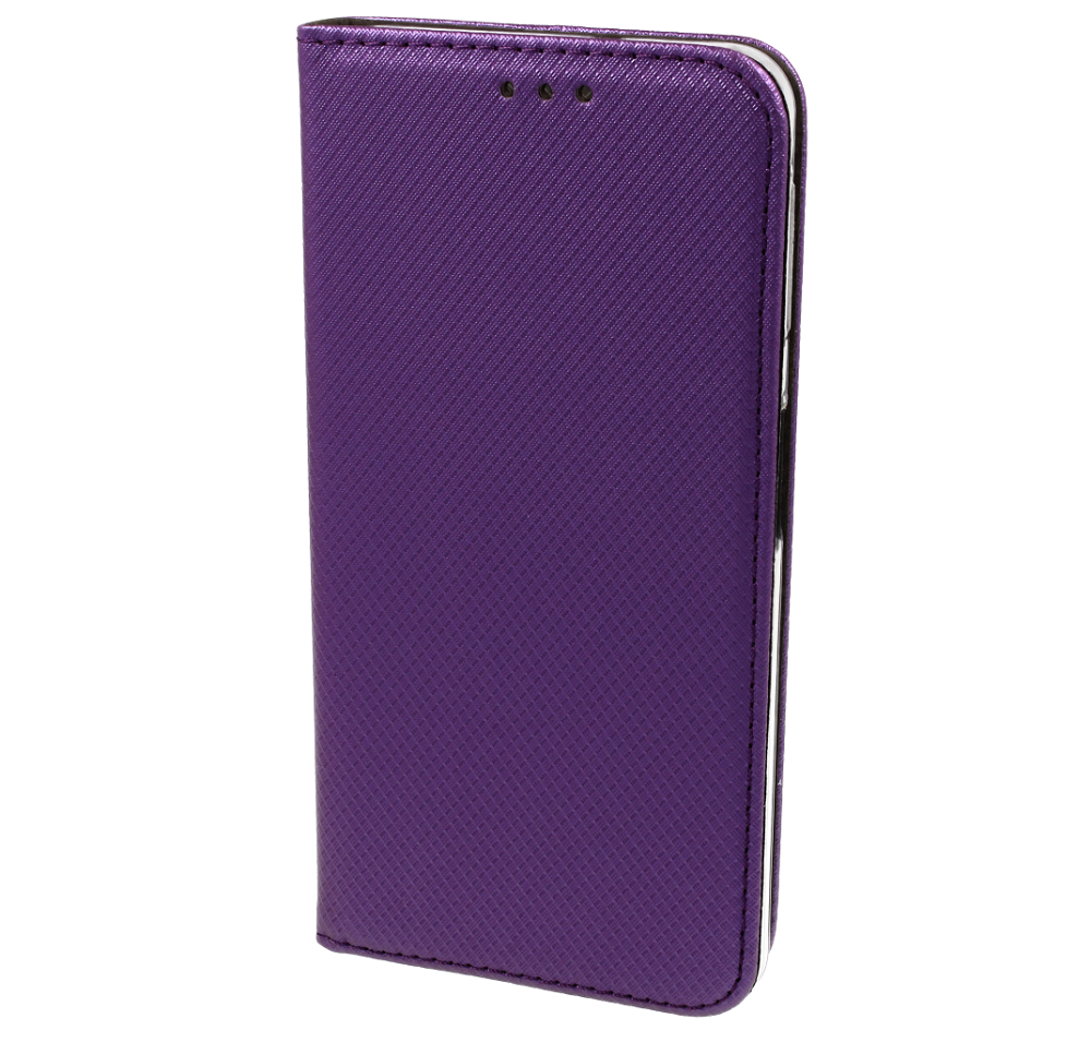 Flip Magnet Case Samsung Galaxy J3 2017 Violet Cases Flips Lcd 2016 J320 Aa