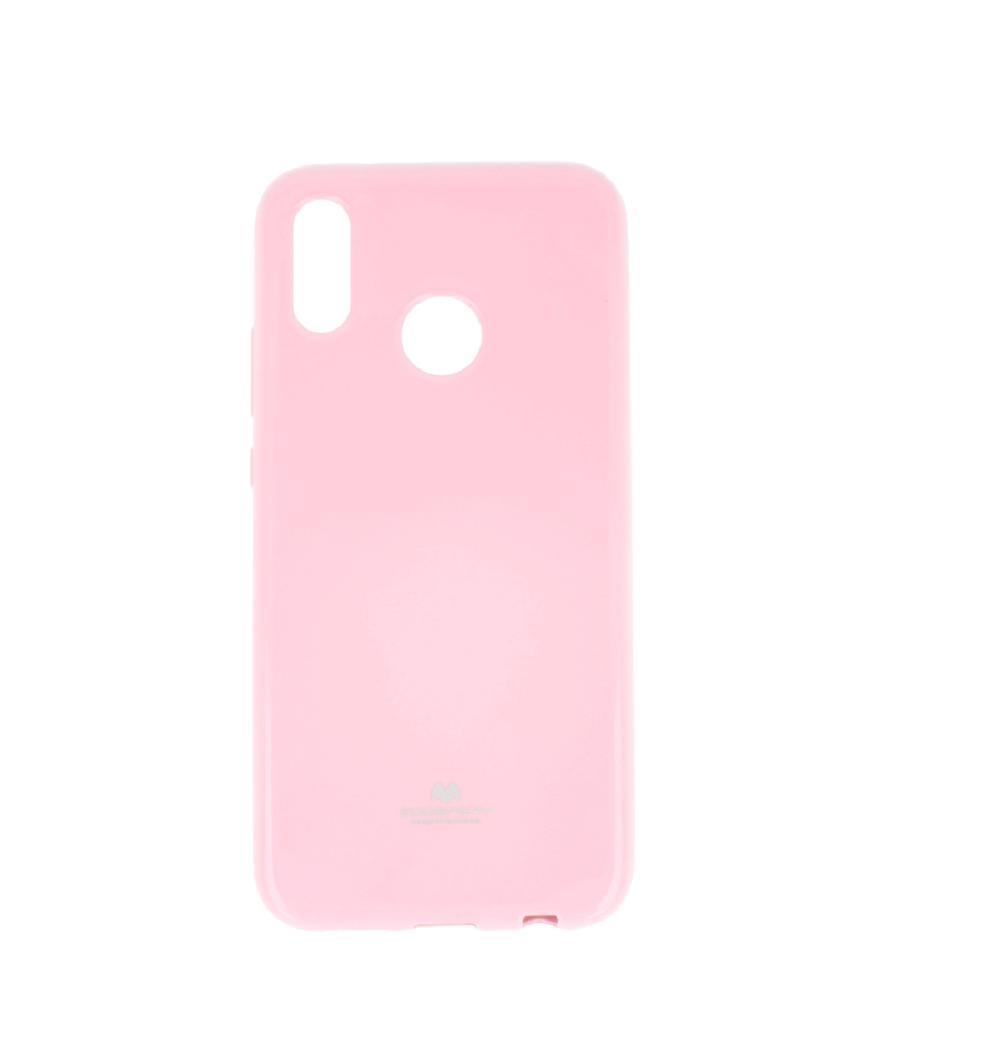 Jelly Case Mercury Huawei P20 Lite Light Pink Cases Back Goospery Samsung Galaxy J7 2017 Pro Style Lux Blue