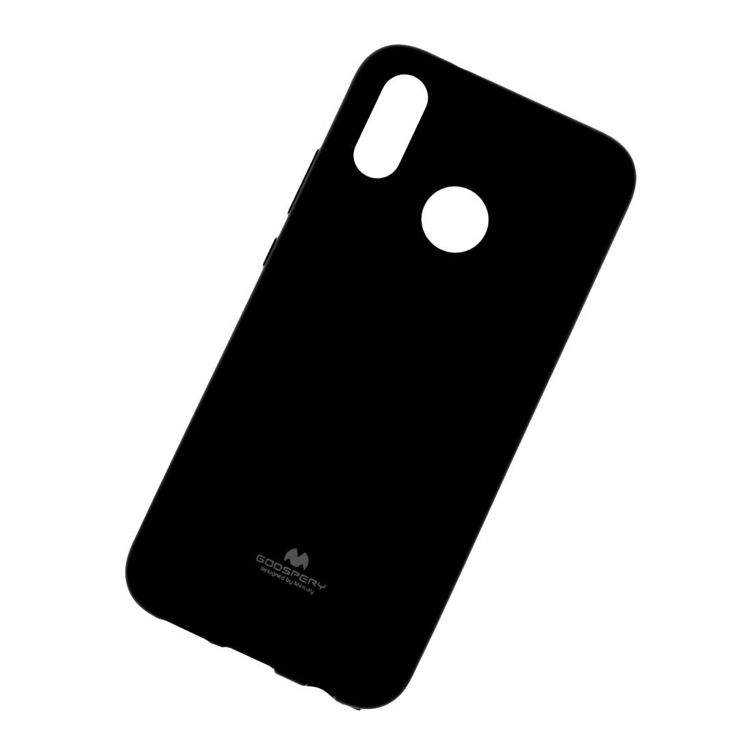 Jelly Case Mercury Huawei P20 Lite Black Cases Back Goospery Samsung Galaxy J7 2017 Pro Style Lux Blue
