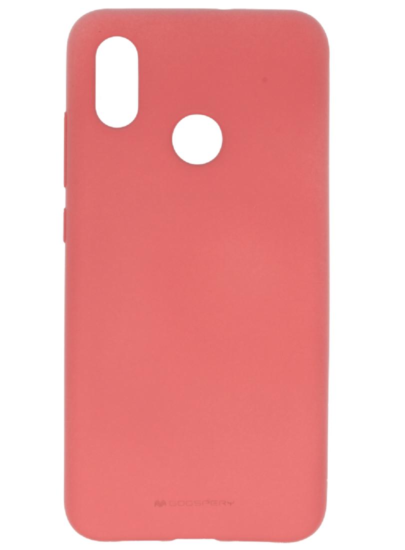Soft Jelly Case Xiaomi Mi 8 Light Pink Cases Back Brushed Carbon Armor Hard Mi5s 5s