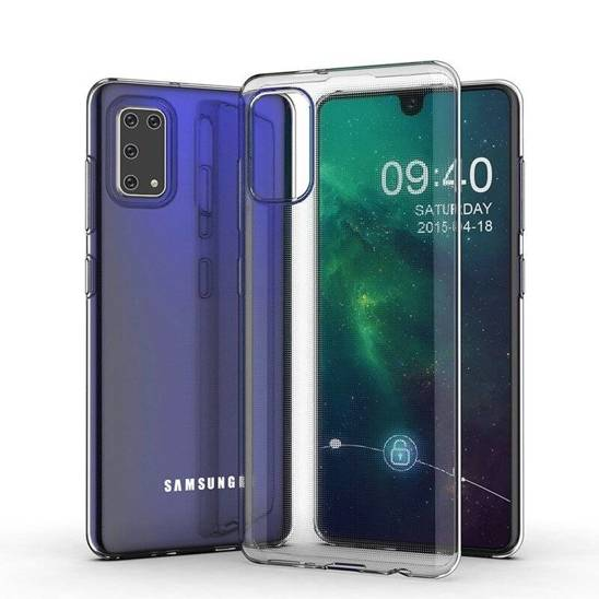 Case SAMSUNG GALAXY A21S Slim Case Protect 2mm transparent