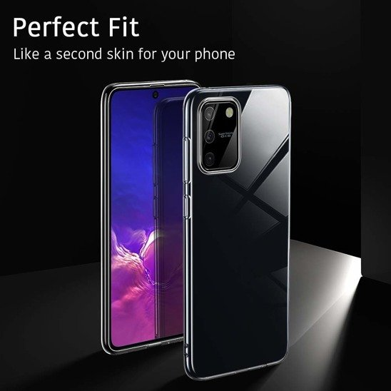 Case SAMSUNG GALAXY S10 LITE Slim Case Protect 2mm transparent