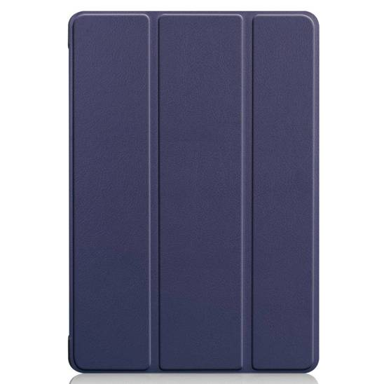 HUAWEI MediaPad T5 10 case with leather cover for navy blue tablet