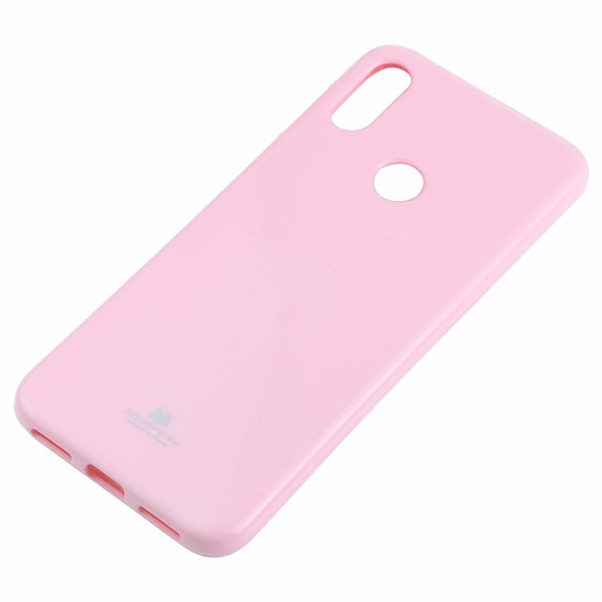 Jelly Case Mercury SAMSUNG GALAXY A40 light pink