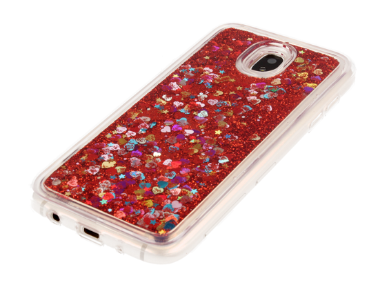 Liquid case HUAWEI Y5 2018 red