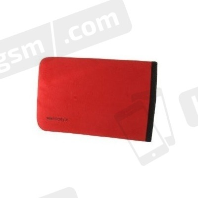 "TABLET SOX SMOOTH EAZY 7"" RED 00152113"