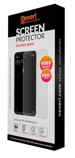 Tempered glass NEXERI NANO FLEXIBLE GLASS HUAWEI P30 LITE