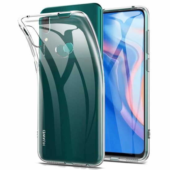 Etui Slim case clear HUAWEI P SMART Z transparentne